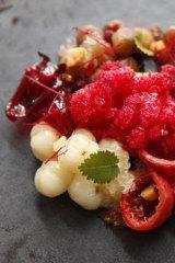 Attica's native fruits of Australia.