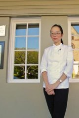 Chui Lee Luk, owner/chef at Claude's.