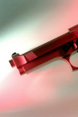 By law, guns can be hired out only to licensed shooters.