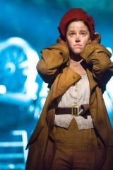 WAAPA graduate Kerrie Anne Greenland was outstanding as sassy Eponine.