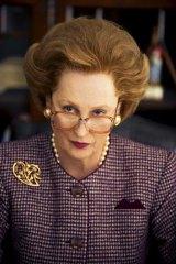Torn ... <em>The Iron Lady</em>.