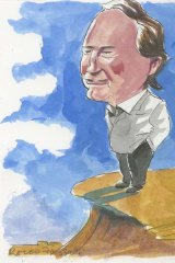 Andrew Forrest ... sticking close to the edge.