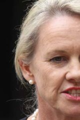 Fiona Nash: Refused to meet the leaders of drug and alcohol bodies.