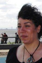 Zahara Rahimzadegan, also known as Mandy Ahmadi.