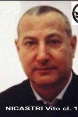 Mafia frontman: Vito Nicastri.