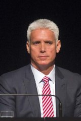 Scott Charlton, Transurban CEO.