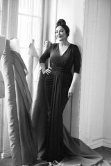 """Leona Edmiston: """"The dress made so much sense. You throw on one item and you're done."""""""