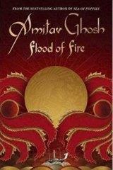 <i>Flood of Fire</i>, by Amitav Ghosh.