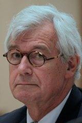 Human rights lawyer Julian Burnside.