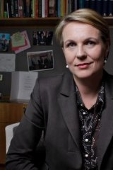 New Minister for Health Tanya Plibersek.