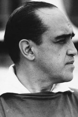 Abroad in 1967 … Oscar Niemeyer left Brazil and worked in Israel, France and North Africa, returning home in the 1980s.