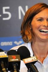 """""""I think the team unity wasn't as strong as I had felt in previous years"""" ... Libby Trickett."""
