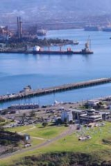 Changing hands: Some Port Kembla Port Corporation employees will move to the new owner.