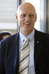 Schools Minister Peter Garrett.