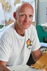 Dr Guy Johnson
