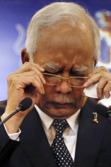 Malaysian Prime Minister Najib Razak has been dogged by allegations of involvement in the murder of Mongolian socialite  Altantuya Shaariibuu.