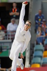 Ruffled ... Graeme Swann's bowling is being attacked.