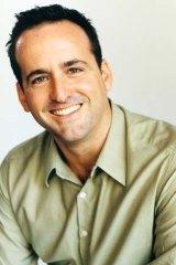 Author Bradley Trevor Greive.