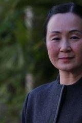 Councillor Nancy Lui.