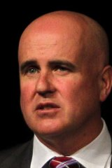 Rebellion: NSW Education Minister Adrian Piccoli.