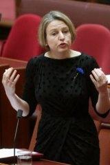 Senator Louise Pratt.