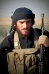 Abu Muhammad al Adnani, ISIL's chief spokesman.