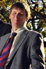 Labor candidate for Kooyong, Steven Hurd.