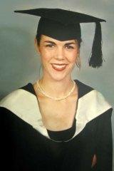 No contact with family ...  Australian Melinda Taylor.