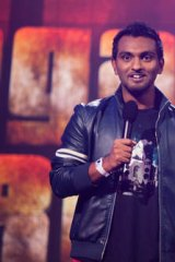 Nazeem Hussain in <i>Legally Brown</i>.