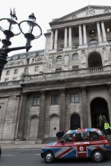 Mini power: the Bank of England is not so effective.