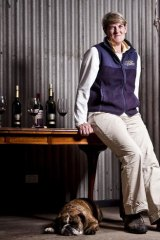 All Saints winemaker Dan Crane.