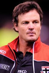 StKilda coach Scott Watters says he's optimistic about the Saints despite reports the club's football department was fractured.