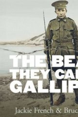 <i>The Beach they Called Gallipoli</i> by Jackie French & Bruce Whatley.