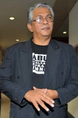 Haris Ibrahim.