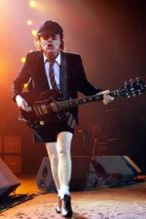 Fans have paid astronomical prices for AC/DC tickets on eBay.