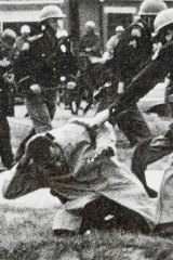 Selma, Alabama, explodes into violence in 1965.