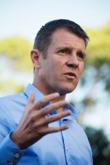 NSW Premier Mike Baird has controversially proposed to sell most of his state's electricity 'poles and wires'