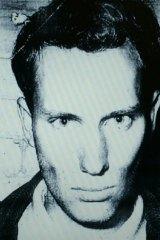 Derek Percy in a 1969 police mugshot.
