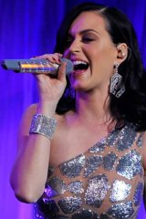 Katy Perry will tour Australia.