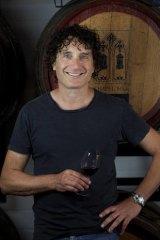 Chapel Hill winemaker Michael Fragos.