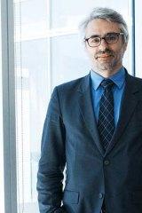 OECD Tax Chief Pascal Saint-Amans.