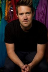 Eddie Perfect: Lived out the absurdity of the Cheese Shop sketch.