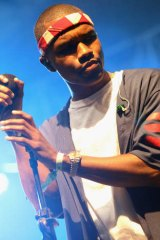 Soulful R&B ... Frank Ocean's Channel Orange was a revelation.