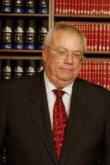 Judge Michael Shanahan.