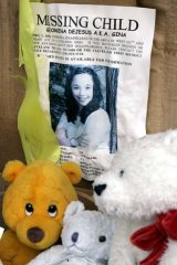Found alive: Gina DeJesus.