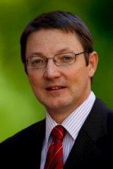 Strong advocate for coal seam gas ... Liberal Scot MacDonald.