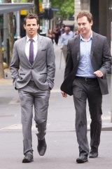 Richard Baker and Nick McKenzie.