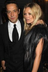 Jamie Hince was wooed out of veganism and into more than just meat-eating by the delectable Kate Moss.