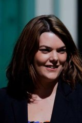 """Australia takes very few asylum seekers, and those that come are among the world's most desperate""... Greens immigration spokesperson, Sarah Hanson-Young."