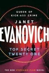 Sassy: Stephanie Plum returns for more adventures in Top Secret Twenty One by Janet Evanovich.